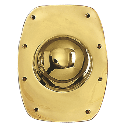 Roman Brass Shield Boss