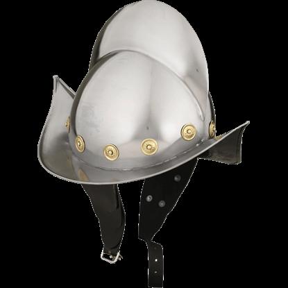 Classic Spanish Morion Helm