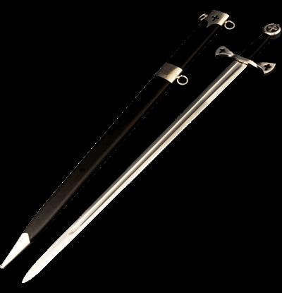 Molay Templar Arming Sword