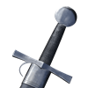 1432 Milanese Sword with Finger Guard