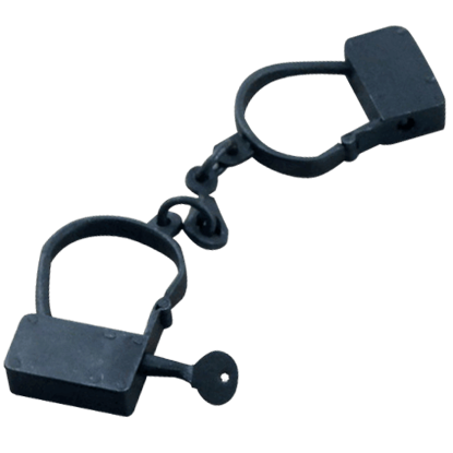 Box Style Dungeon Cuffs