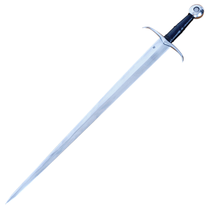Arming Sword With Scabbard and Belt