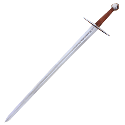 12th Century Medieval Sword With Scabbard and Belt