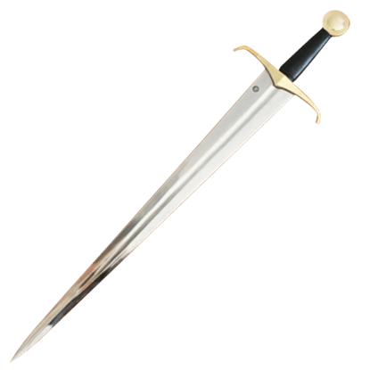 14th Century Gothic Sword With Scabbard