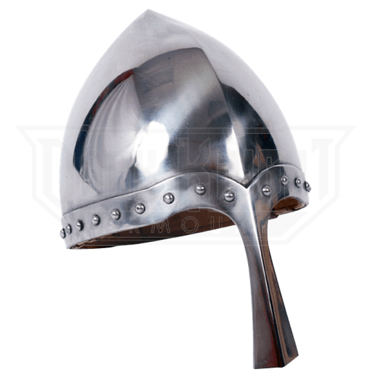 14 Gauge Steel Viking Helmet