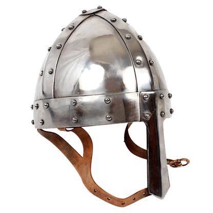 14 Gauge Steel Norman Helmet