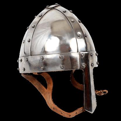 14 Gauge Steel Norman Helmet