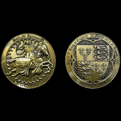 Henry V Coin