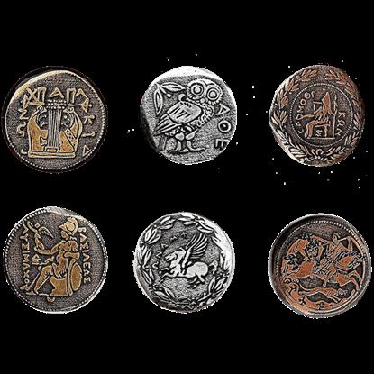 Greek Coin Set