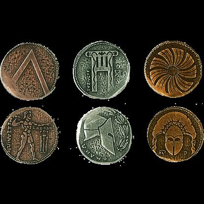 Spartan Coin Set