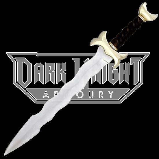 Celtic Flame Sword