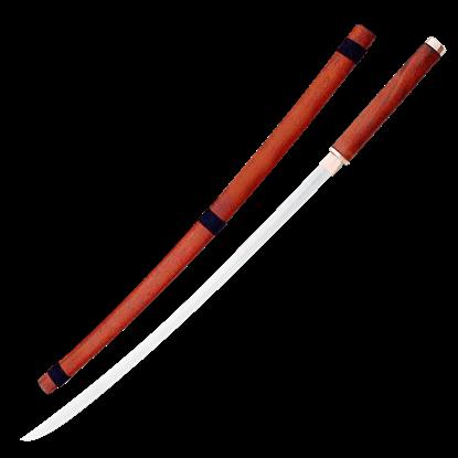Shirasaya Katana