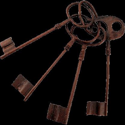 Giant Fortress Keys