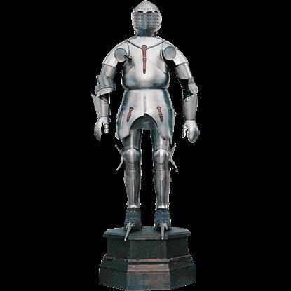Armor Of Friedrich Des Siegeichen