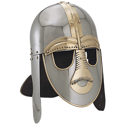 6th Century Sutton Hoo Viking King Helmet