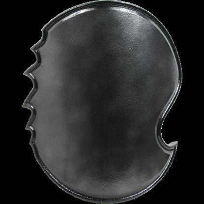 Metallic Chaos Round LARP Shield