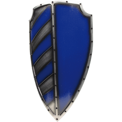 Blue Imperial Sergeant LARP Shield
