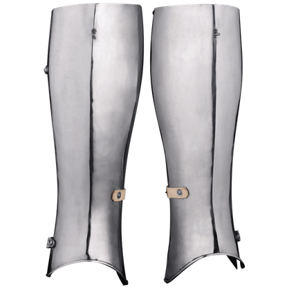 Medieval Closed Greaves