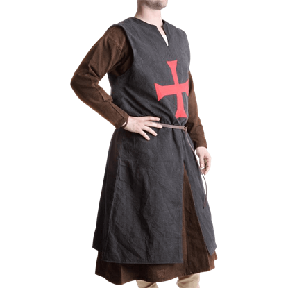 Black Templar Sergeant Overcoat