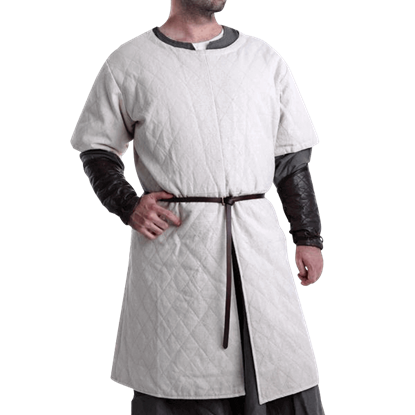 Short-Sleeved Gambeson