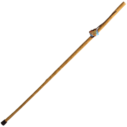 55 Inch Timber Walking Stick