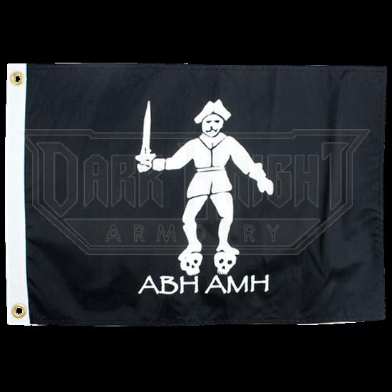 Black Bart Pirate Flag