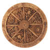 Celtic Wheel of the Year Plaque
