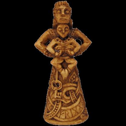 Frigga Goddess of the Hearth Statue
