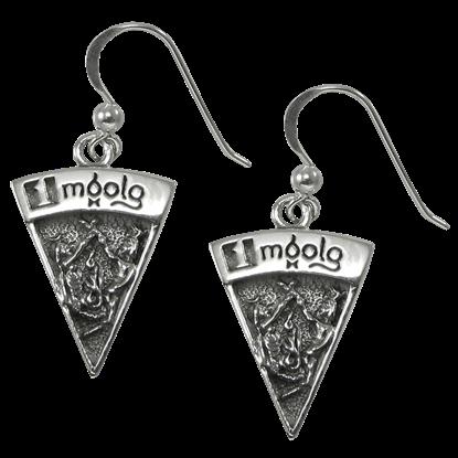 Silver Imbolg Earrings