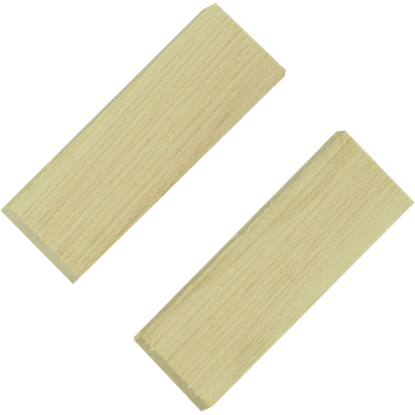Hickory Tip Overlays