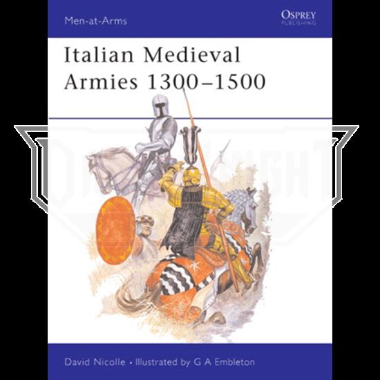 Italian Medieval Armies 1300-1500 Book
