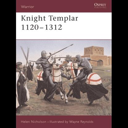 Knight Templar 1120-1312 Book