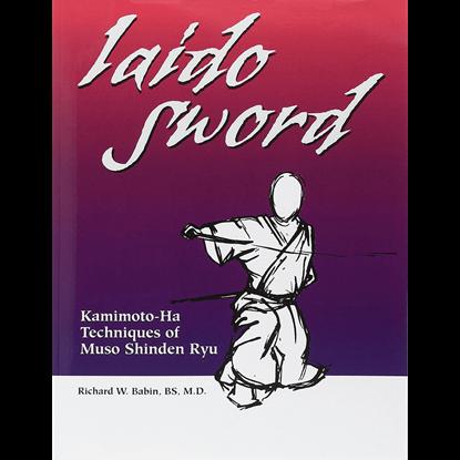 Iaido Sword Book