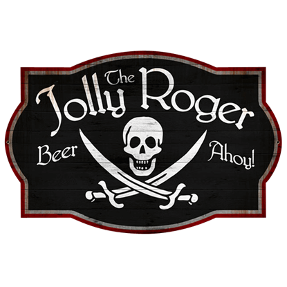 Jolly Roger Tavern Sign