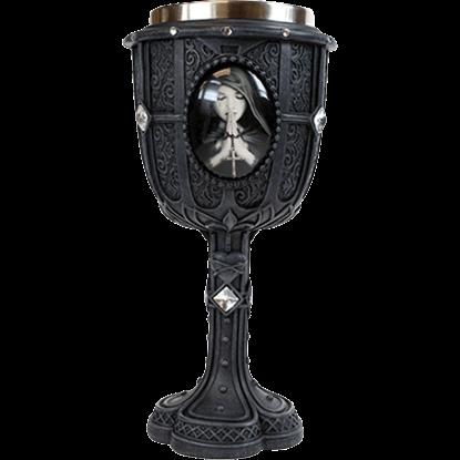 Gothic Prayer Goblet