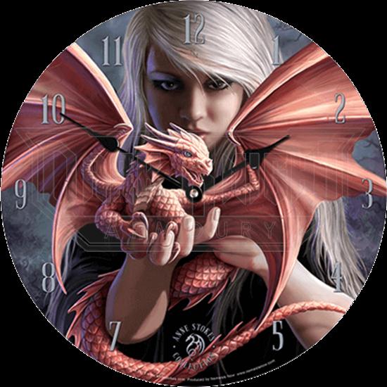 Dragonkin Clock