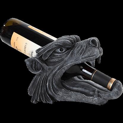 Gargoyle Wine Holder