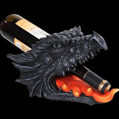 Dragon Head Wine Holder