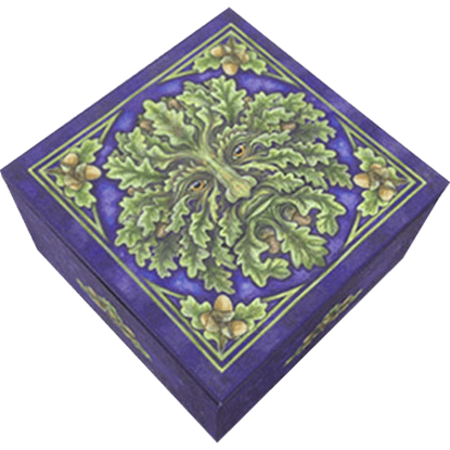 Spirit of the Forest Trinket Box