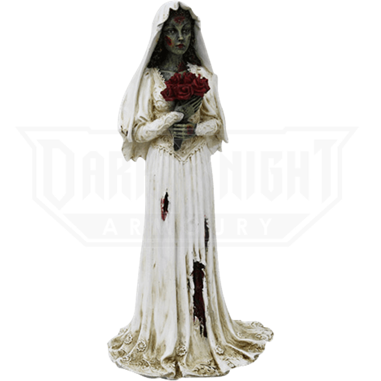 caf95f6f6ccbb Zombie Bride Statue - CC10651 from Leather Armor, Leather Armour, Steel  Armor, SCA armor, LARP armor, Medieval armor, Fantasy armor from Dark  Knight Armoury