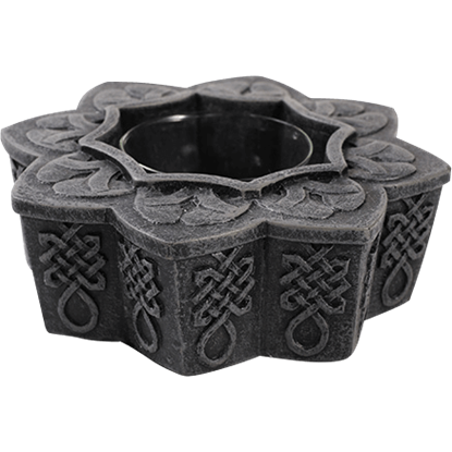Celtic Flower Ashtray