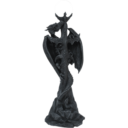 Dragon Dagger Floor Lamp
