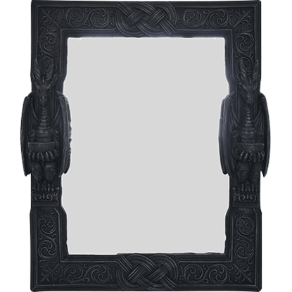 Celtic Dragon Wall Mirror