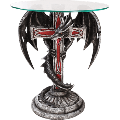 Dragon Cross Table
