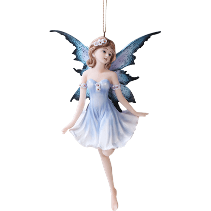 Blue Fairy Dancer Ornament