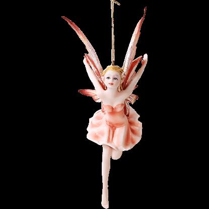 Pink Fairy Dancer Ornament