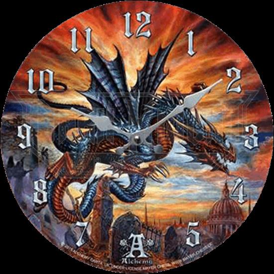 Flight of Terror Dragon Clock