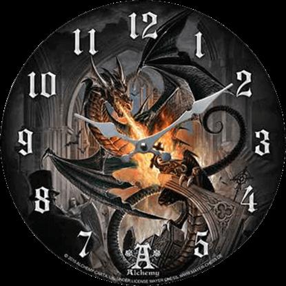 Dragon Attack Clock
