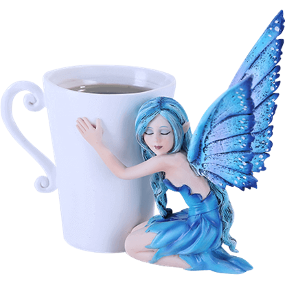 Comfort Cup Fairy by Amy Brown