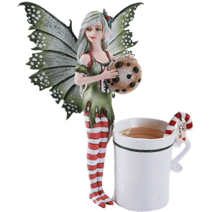 Christmas Treat Fairy Statue